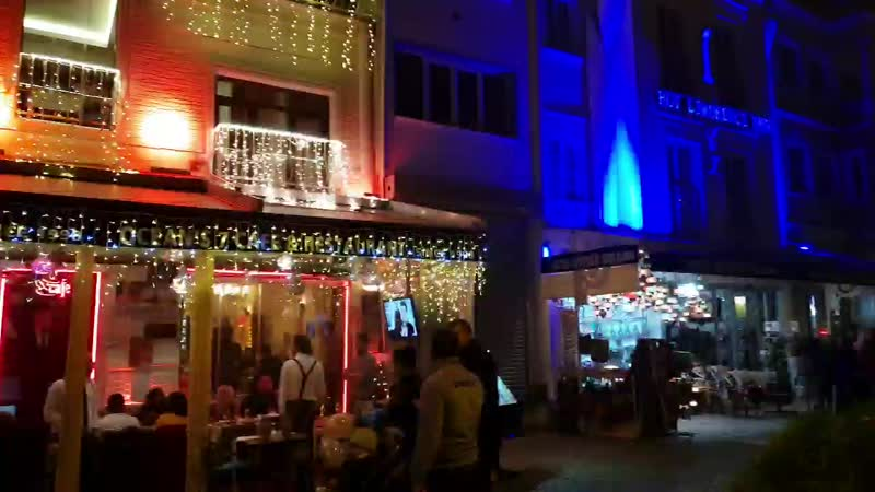New Year Atmosphere - In Ocena's 7 Hotel Street ( ISTANBUL) istanbulshoppingTurkeytravelturkiye uzbekistanmalaysiaspain
