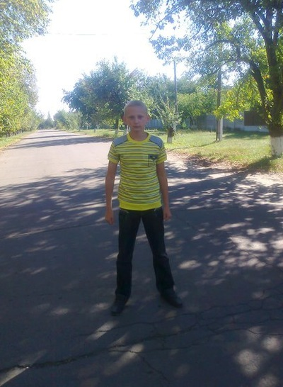 Сірьога Лепнін, 19 июля , Гомель, id222193177