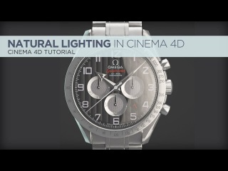 Brighter and More Natural Lighting In Cinema 4D