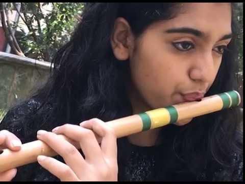 Aa Bhi Jaa- Flute- Palak Sachin Jain- The Golden Notes
