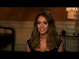Why 'Sin City' Star Jessica Alba Hates Working Out