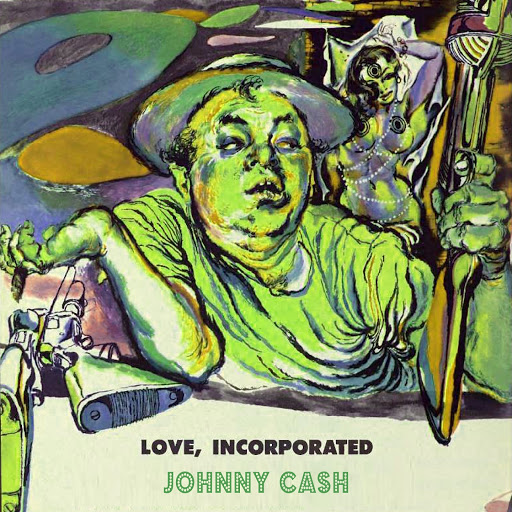Johnny Cash альбом Love Incorporated