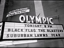 Black Flag Live @ Olympic Auditorium Los Angeles CA 12 31 81