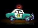 Машина ест машину Car Eats Car 3 Опасные машины 2 игра про машинки для детей