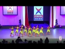 Team Japan Team Cheer Hip Hop 2015 ICU World Cheerleading Championships