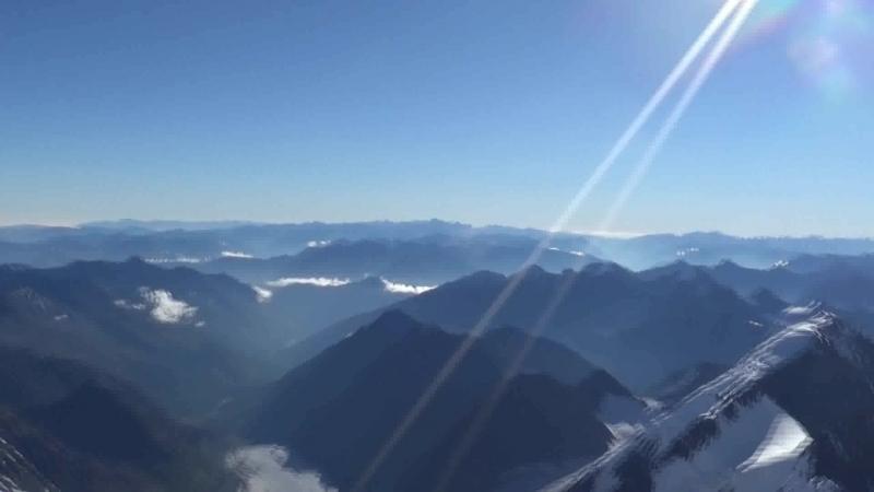 Белуха рассвет. Жизнь над облаками AltayPath