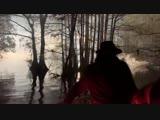 Болотная Тварь - Видео со съёмок