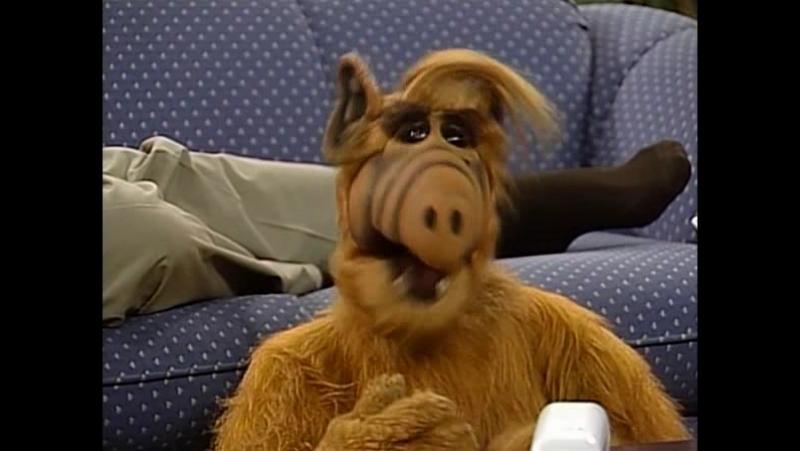 Alf Quote Season 3 Episode 9 _Альф и Вилли