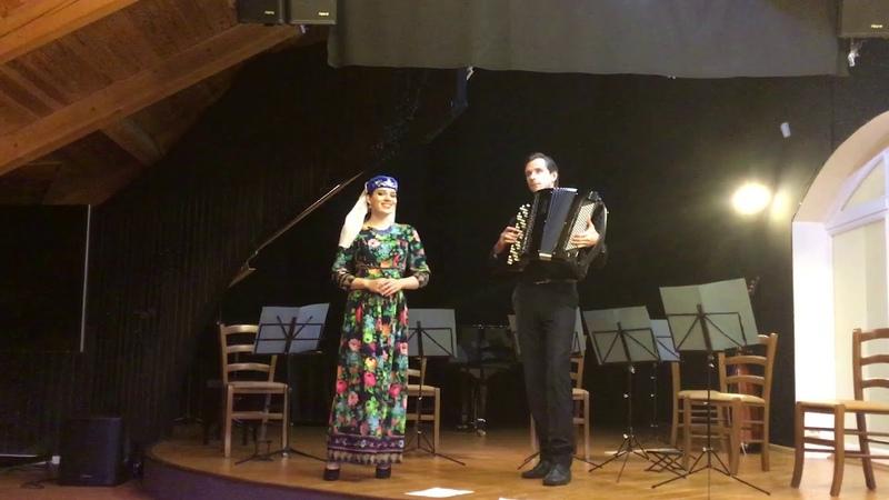 Ольга Лахнова Кубэлэк татарская народная песня