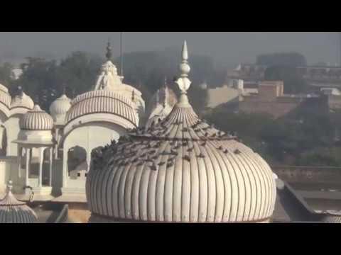 Die Kultur Stadt Nawalgarh mit Ihren Palästen und den wunderschönen Fresken!Rajastan, Indien