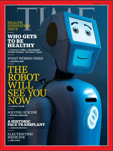 Time USA - 04 November 2019