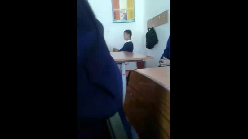 I go to school