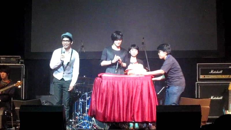 Kim Bum Jakarta Fanmeeting - BDay Celebration 1