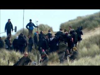 Съёмки фильма «Бруклин» на пляже Карракло, графство Уэксфорд, Ирландия