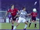 Лига Чемпионов 1996-1997 _ Групповой турнир _Группа С _ 1-й тур _ Ювентус - Манчестер Юнайтед _ 1 тайм