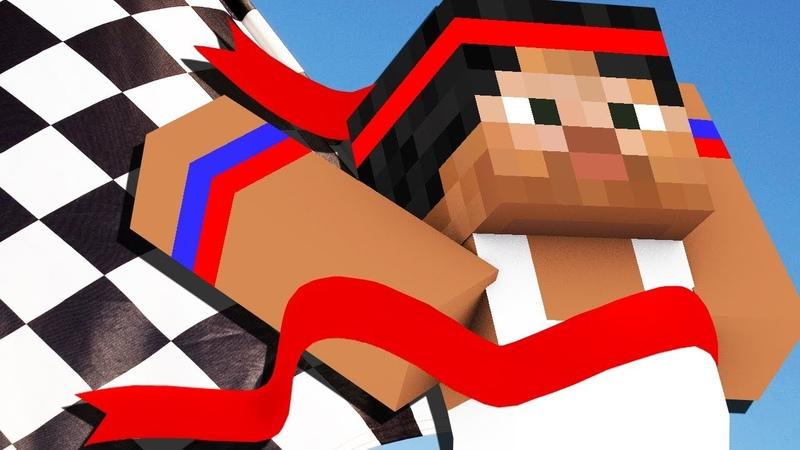 ВЕРСУС НА ГОНКАХ МАРИО КАРТ! - Minecraft: Мини-Игры