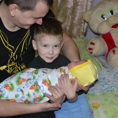 Денис Лунев, 11 апреля , Тара, id46558310