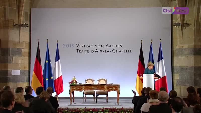 Германия и Франция подписали договор о дружбе. Почему Макрона назвали предателем?