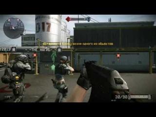 Warface - игра с AK-47(Объект Д17)