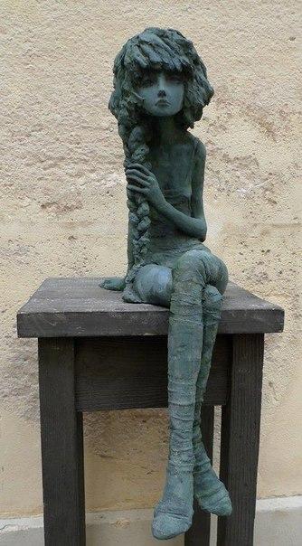 Скульптуры от Valerie Hadida