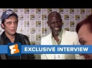 Benicio Del Toro and Djimon Hounsou Comic-Con 2013 Exclusive Interview | Comic Con | FandangoMovies