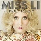 Miss Li альбом I Finally Found It