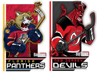 Florida panthers vs new jersey devils