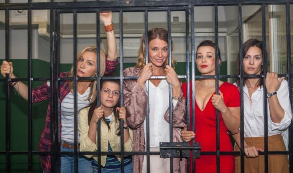 Девочки не сдаются (2018) сериал: анонс, содержание 5-8 серий, дата выхода