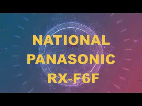 National Panasonic RX-F6F ремонт кинематики