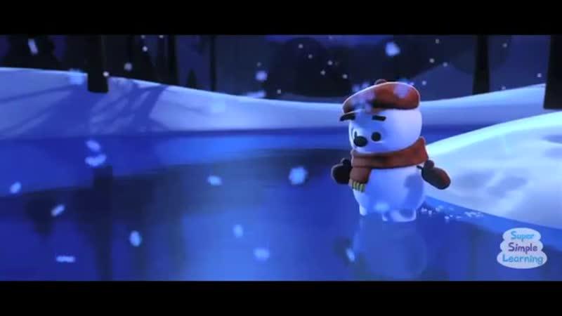 Little Snowflake _ Kids Songs _ Super Simple Songs