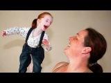 Самая Маленькая Девочка в Мире