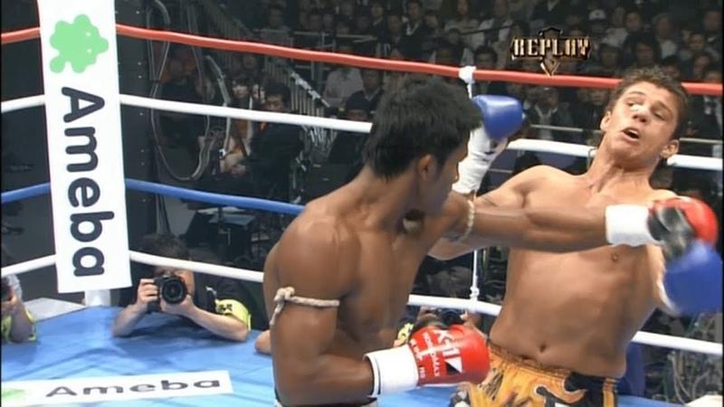 Buakaw Por Pramuk vs. Albert Kraus -- (3rd match)