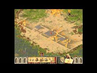 Прохождение игры Stronghold Crusaders GMB mod 4.0 (2 миссия )