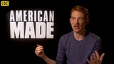 Domhnall Gleeson chats American Made, The Last Jedi &amp reveals the films that made him cry