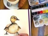 Ive got an idea for my next bird series