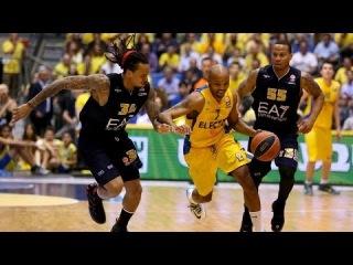 Highlights: Maccabi Electra Tel Aviv-EA7 Emporio Armani Milan