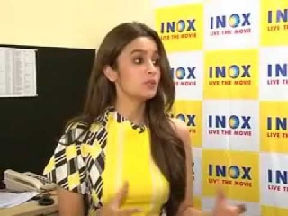Exclusive Interview with Alia Bhatt, 2 States film