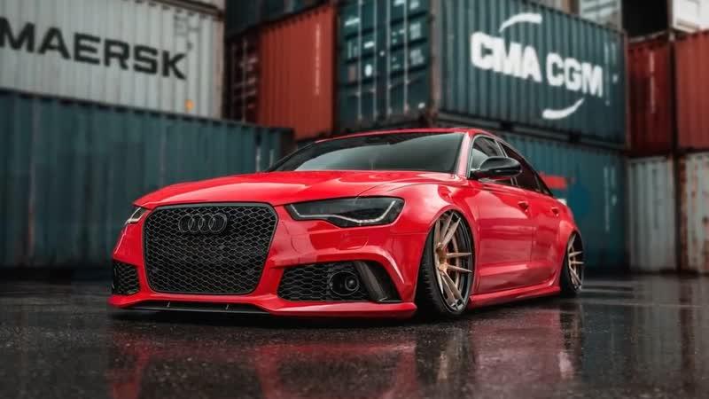 Audi RS6 C7 Sedan 600HP