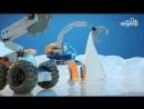 Лего Сити и National Geographic. Охота на мамонта. Мультик LEGO CITY