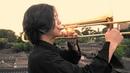 Игра на тромбоне в деревне Букчон Сеул Корея HYUKOH TOMBOY Cover