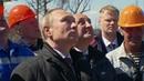 Путин смотрит за запуском ракеты Союз на космодроме Восточный, видео 28.04.2016 · coub, коуб