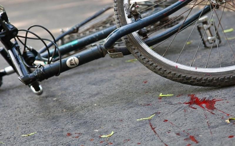 В Зеленчукской сбили велосипедиста
