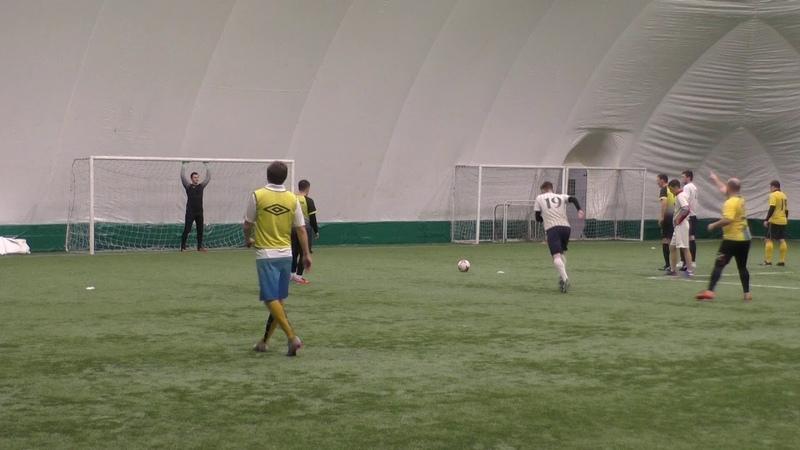 GINZA PROJECT 5:3 FC Piterška Žvežđa (Обзор)