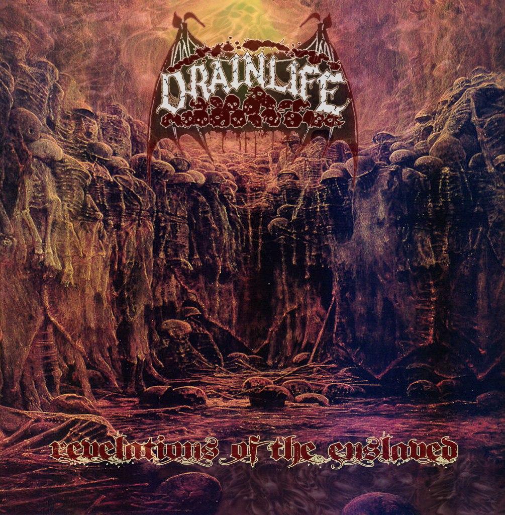 Drain Life - Revelations of the Enslaved (2012)