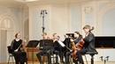 Квинтет для струнных и фортепиано II и III части