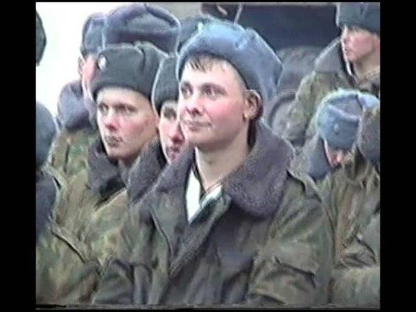 752 полк в Чечне