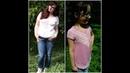 Вязанные футболки на основе джемпера Чайка для мамы и дочки.