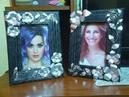 Porta retrato reciclado para el Día de la Madre/PORTRAIT PORTRAIT RECYCLED FOR THE DAY OF THE MADRRE