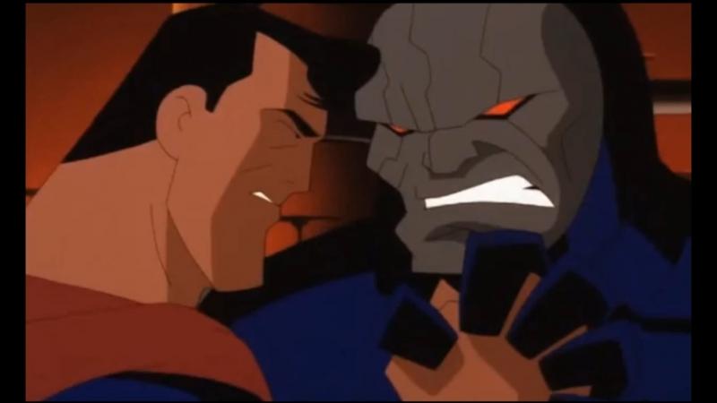 Supermen VS Dark Saida OST Do You Bleed Men Are Still Good Theneme