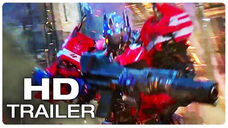 BUMBLEBEE Optimus Prime Vs Megatron's Decepticons Trailer (NEW 2018) John Cena Transformers Movie HD